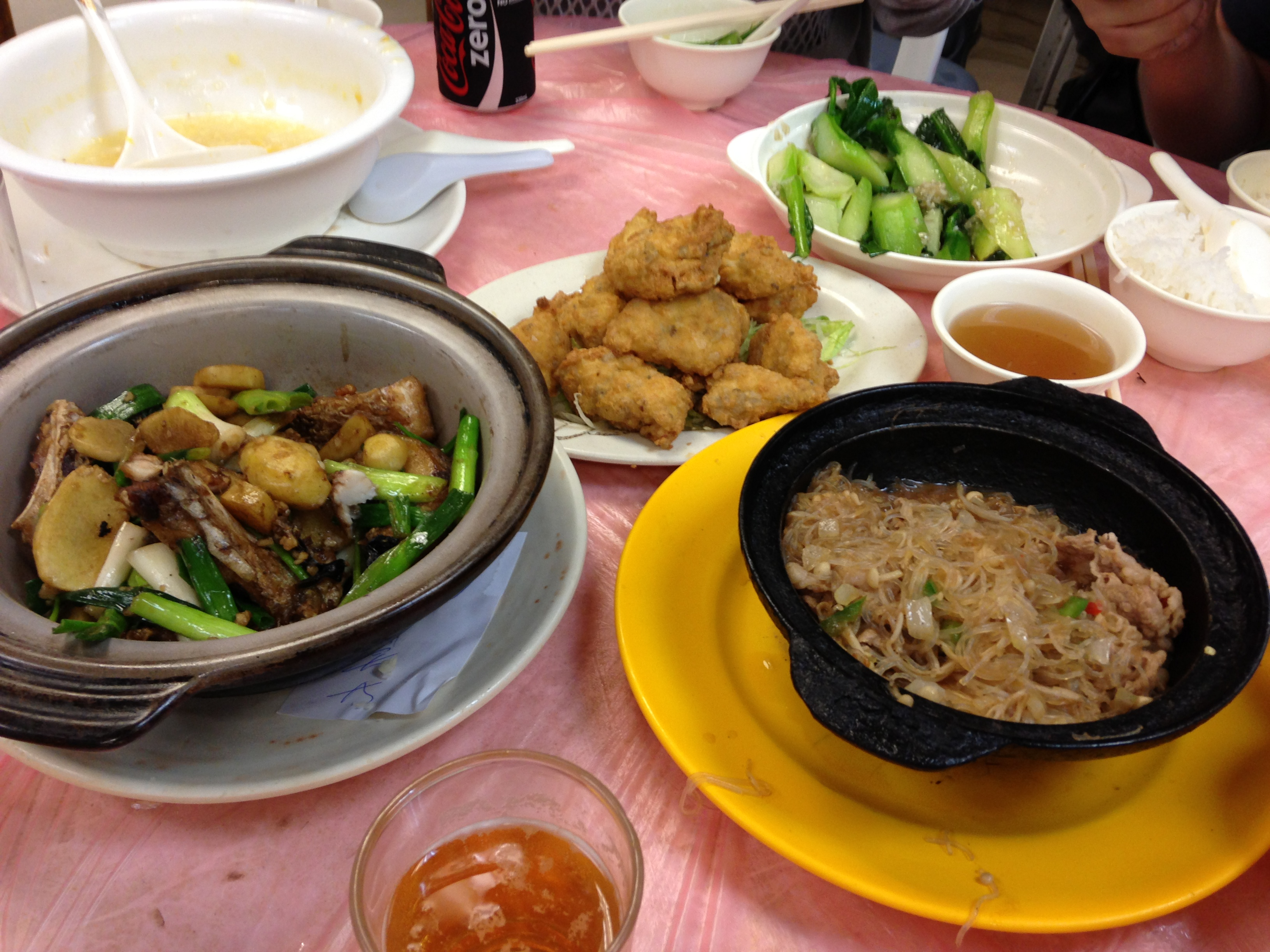 Getting real in hong kong travelgeekery for Authentic cantonese cuisine