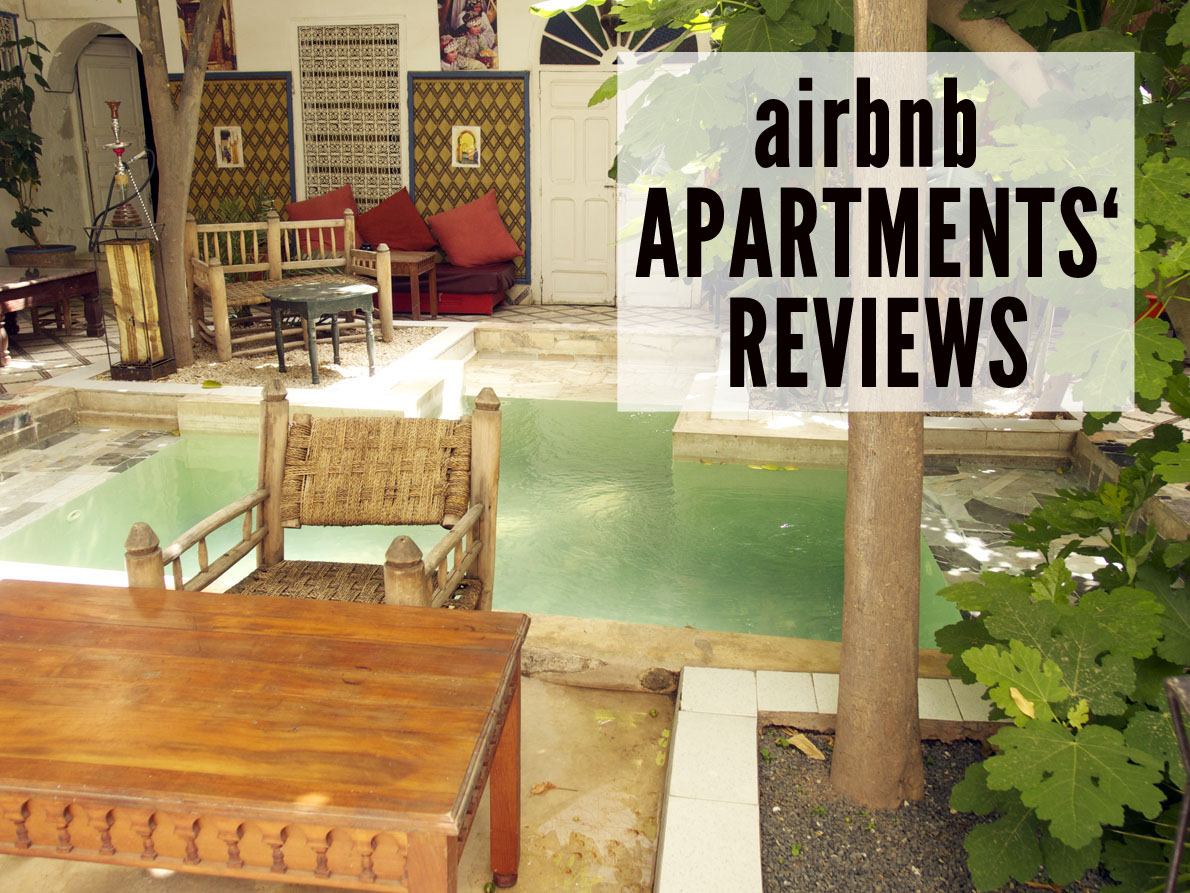 Airbnb reviews 14 apartments on 4 continents travelgeekery for Airbnb marrakech