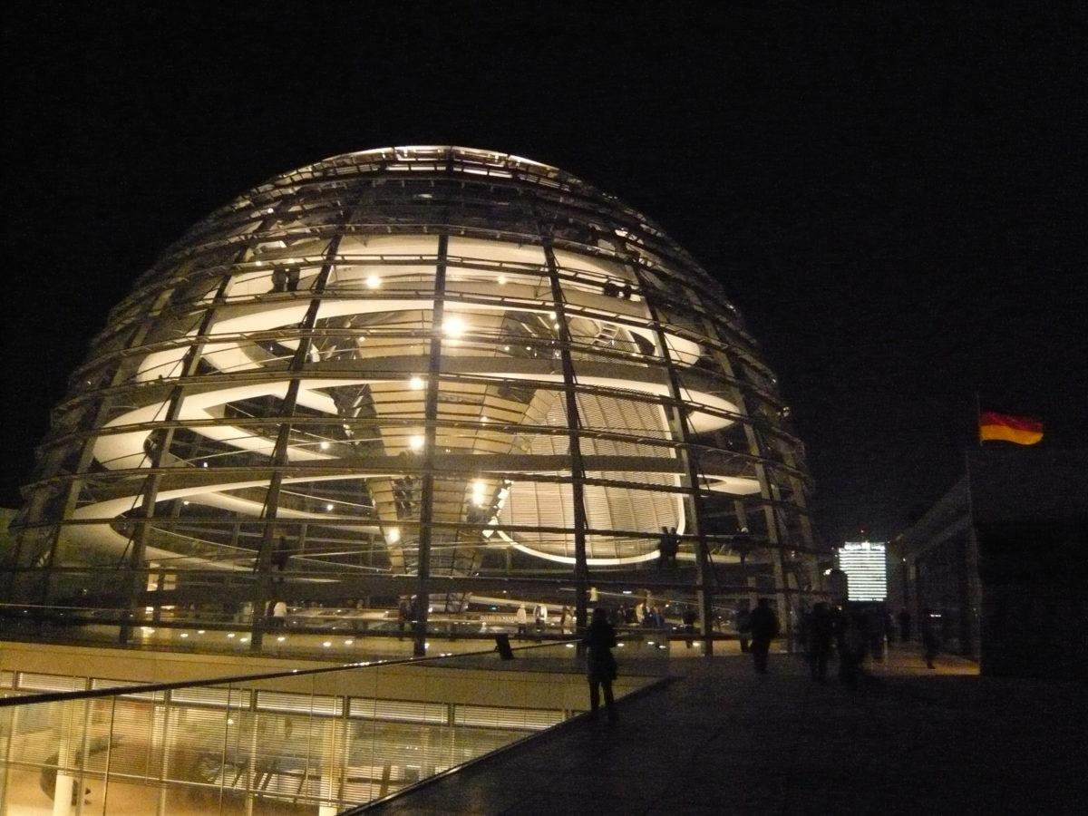 Dome Reichstag Berlin