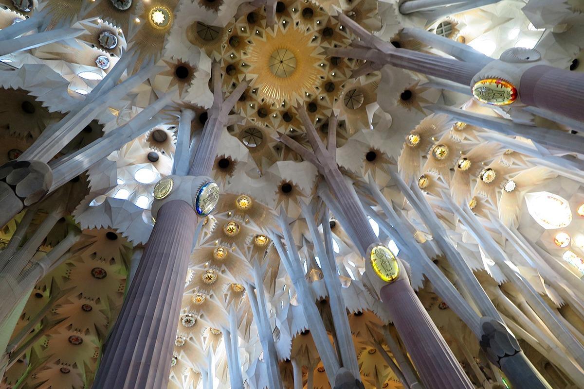 Gaud 237 S Barcelona Sagrada Fam 237 Lia Amp Casa Batll 243
