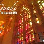 Gaudi in Barcelona - Sagrada Familia and Casa Batllo