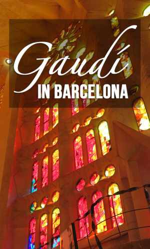 Inside Gaudi's beautiful architecture masterpieces: Sagrada Familia & Casa Batllo