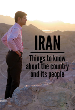 Iran is fascinating and Iranians are super friendly! Read what I've learned about the country and the people when travelling in Iran