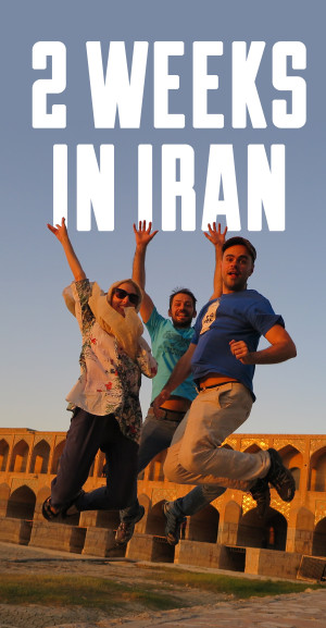 We spent amazing 2 weeks in Iran and saw Esfahan, Yazd, Shiraz, Persepolis, and Tehran. Check out our itinerary!