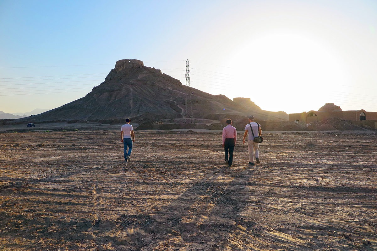 Tower of Silence, Yazd
