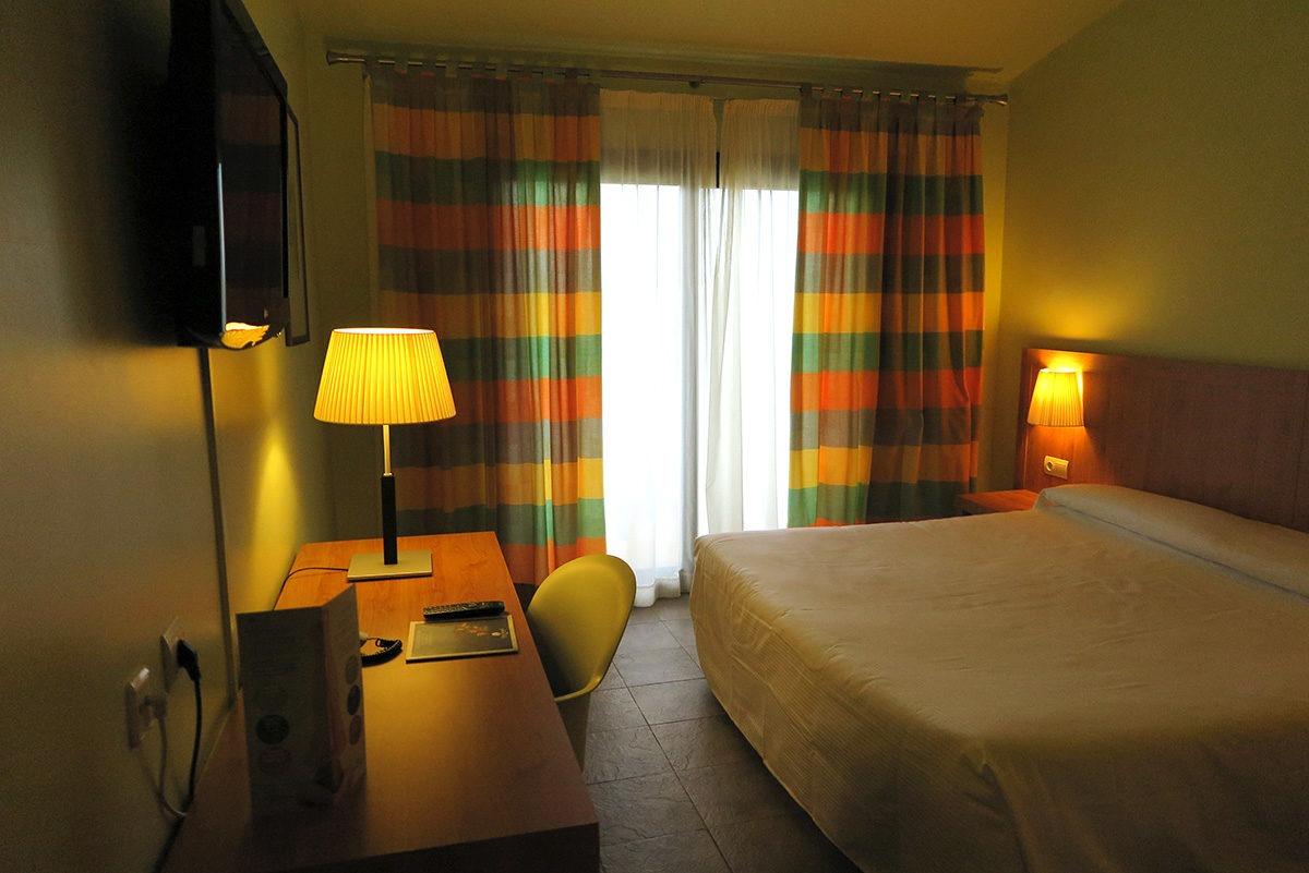 'Normal' room in Vilar Rural hotel