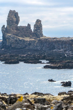 Beautiful Snaefellsness Peninsula in West Iceland - an easy day trip from Reykjavík