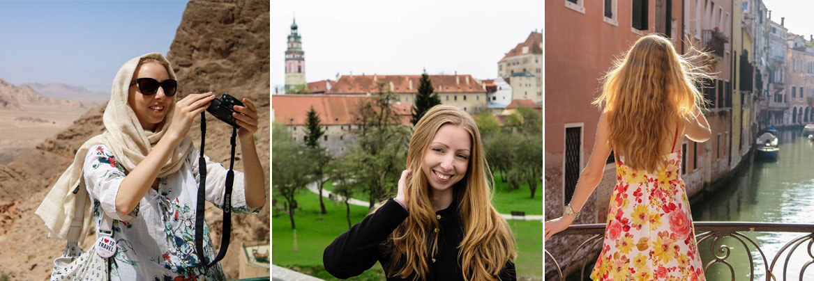 About TravelGeekery, the travel blog, and Veronika, the travel blogger behind