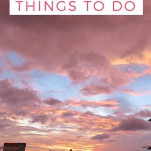 What to do in Koh Lanta island, Thailand