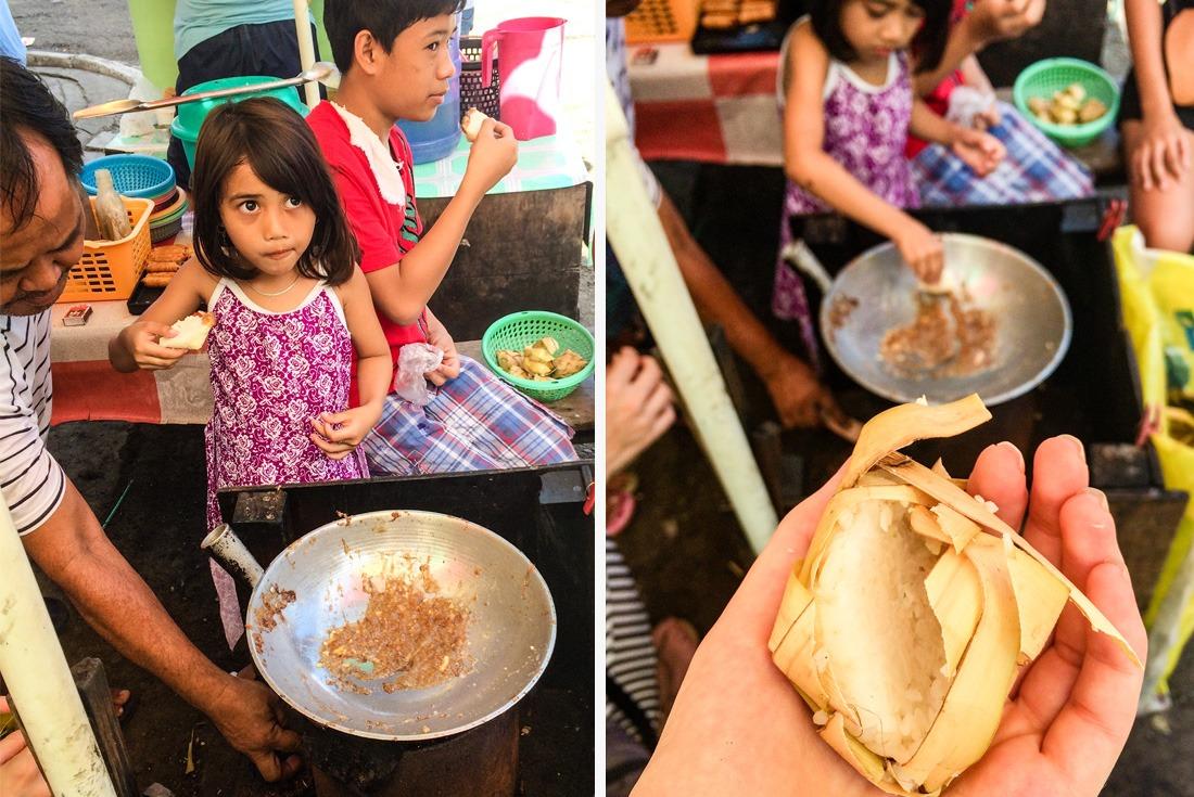 Sautéd pork brain in Cebu City Philippines www.travelgeekery.com