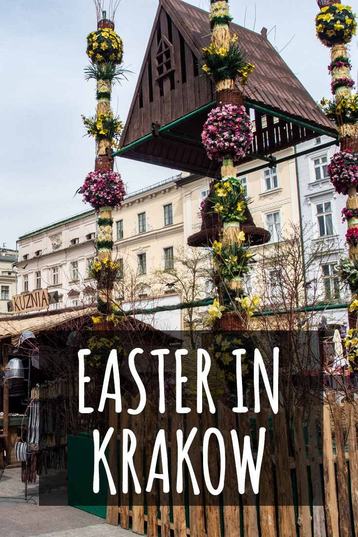 How to spend Easter in Krakow, Poland: Things to do, Cafés that stay open and much more! #krakow #poland #easter #europe