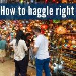 haggling market