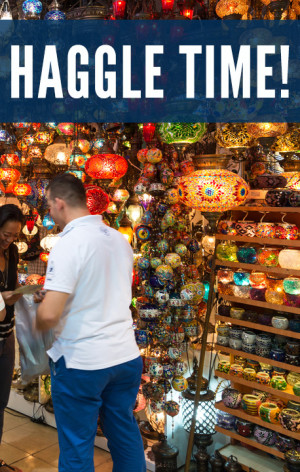 How to haggle in the Arabic world