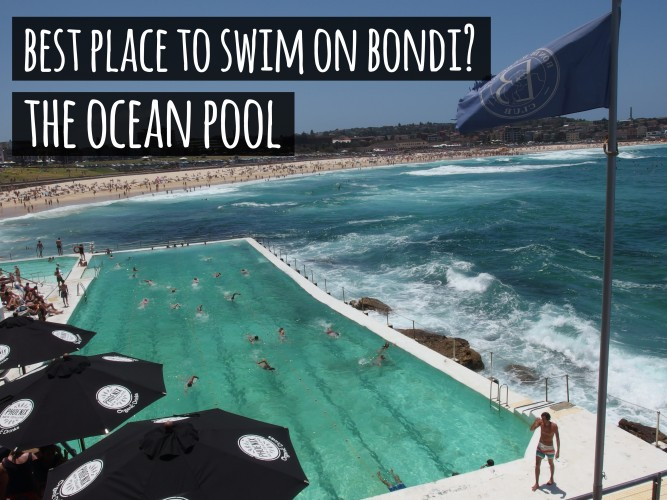 Ocean pool Bondi Beach