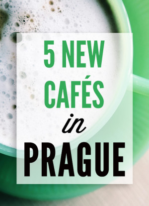 Best new cafes in Prague