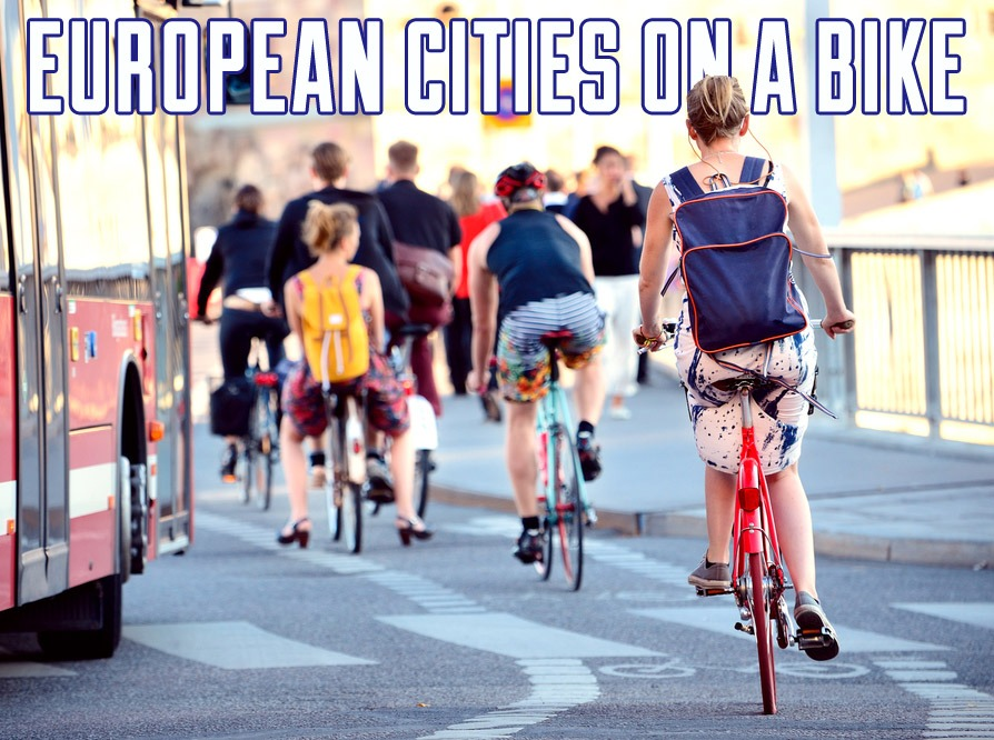 best bike city Europe