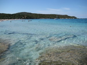 Lodu beach, Corsica