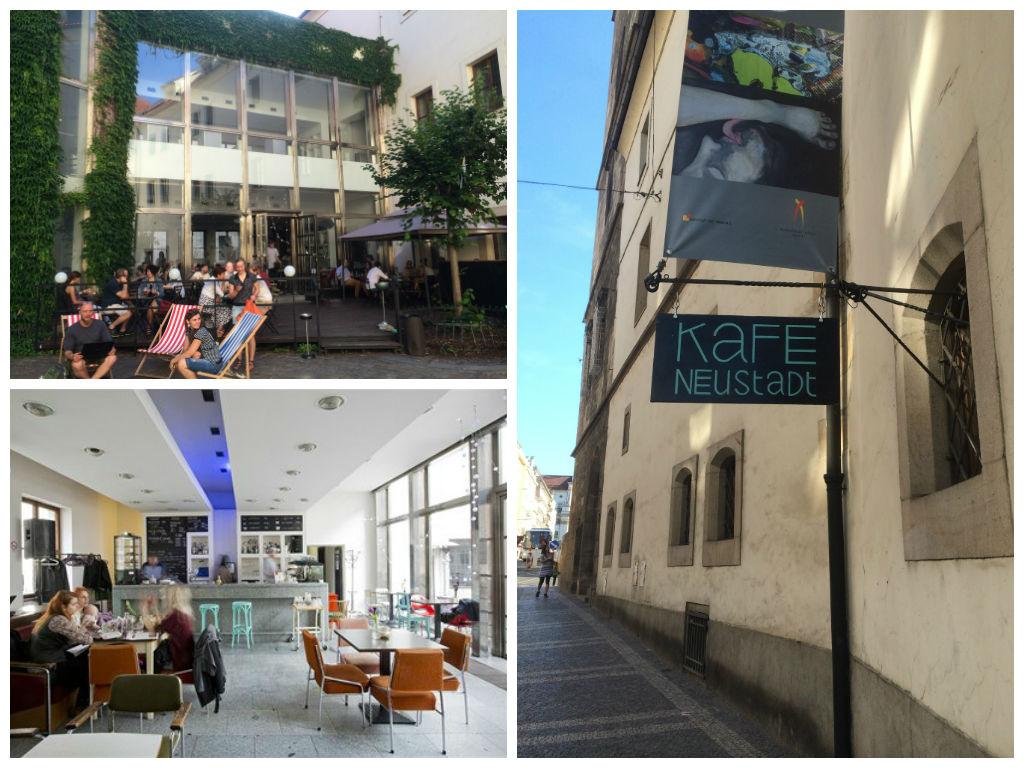 Cafe Neustadt Prague