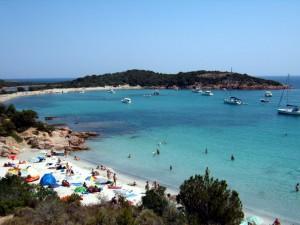 Rondinara beach Corsica
