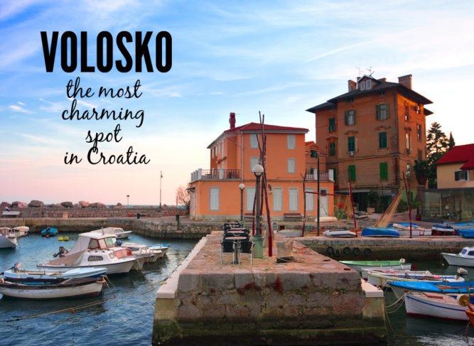 Volosko Croatia