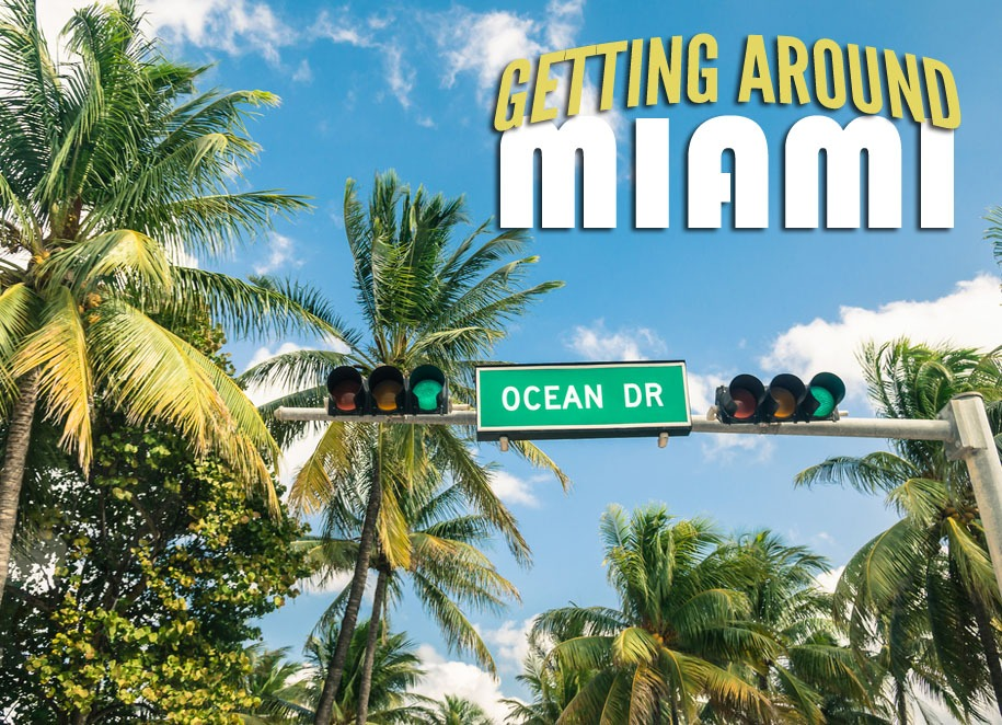 Miami public transportation