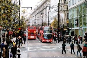 Oxford Street Selfridges