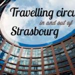 Traveling circus Strasbourg
