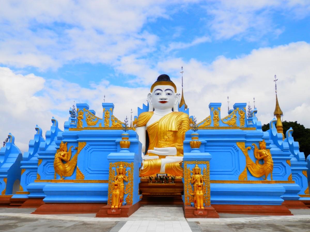 Buddha Burma Myanmar