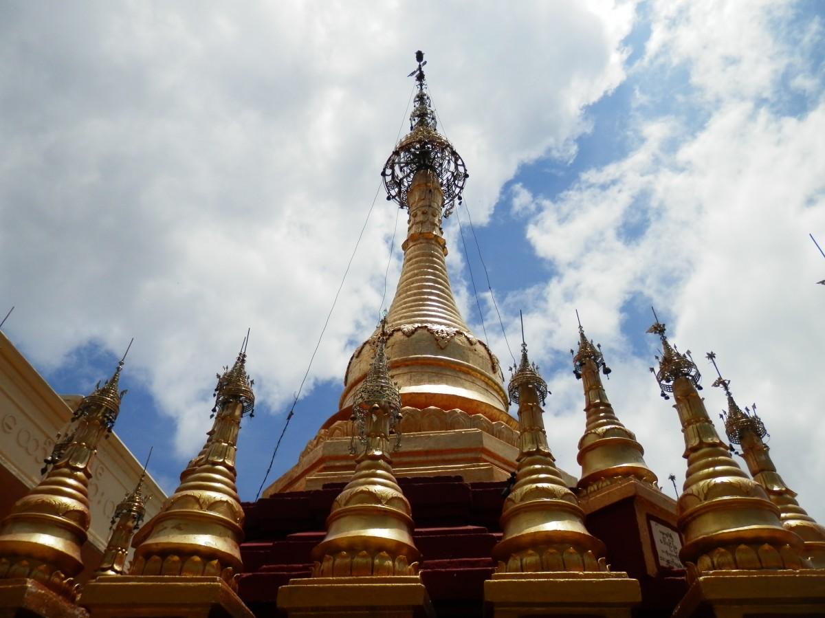 pagoda Bagan Burma Myanmar
