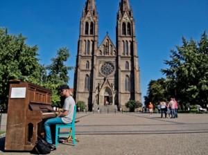street pianos prague