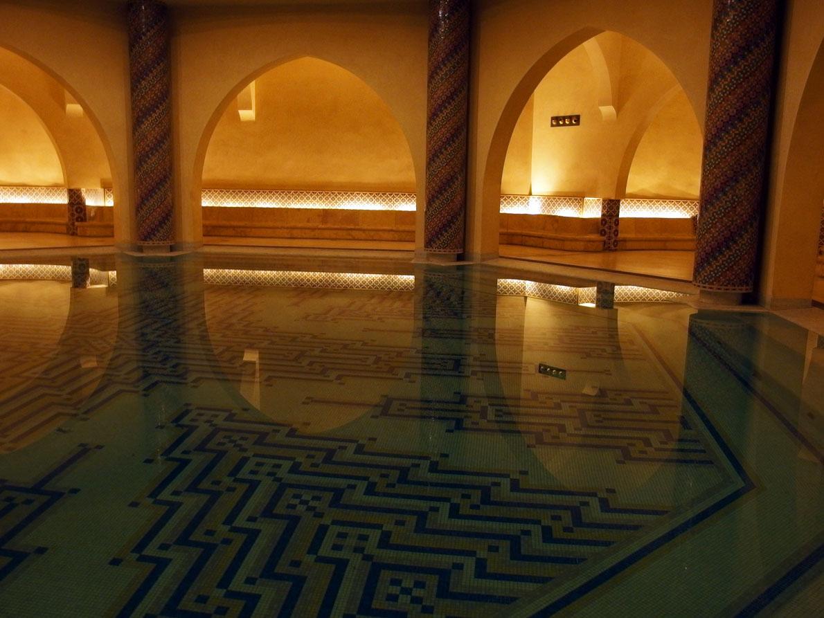 Hammam Casablanca Morocco