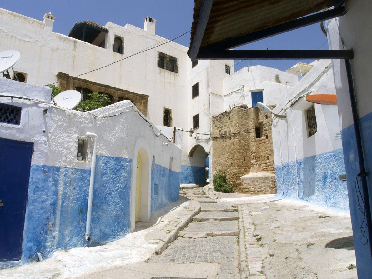 Kasbah Rabat Morocco