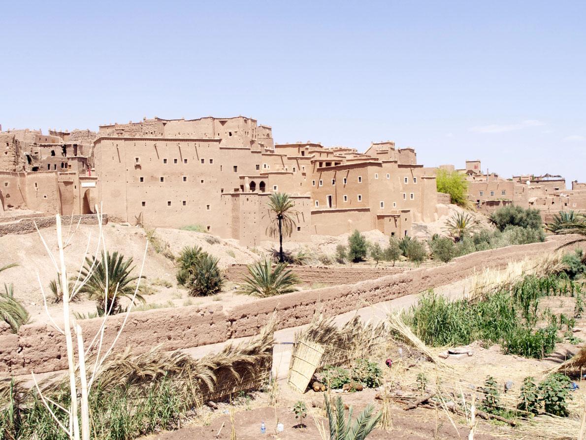 Kasbah Ouarzazate Morocco