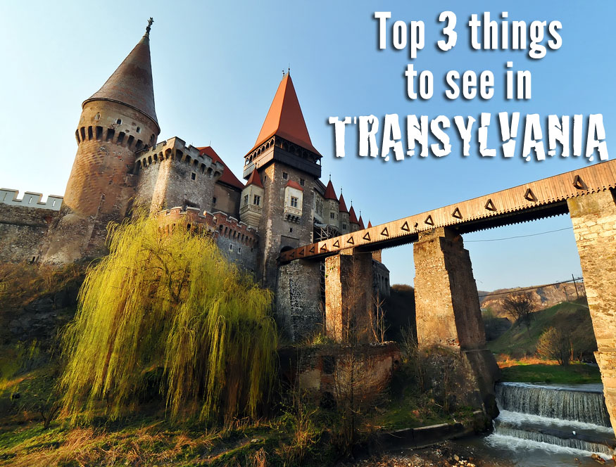Dracula Castle Transylvania Romania