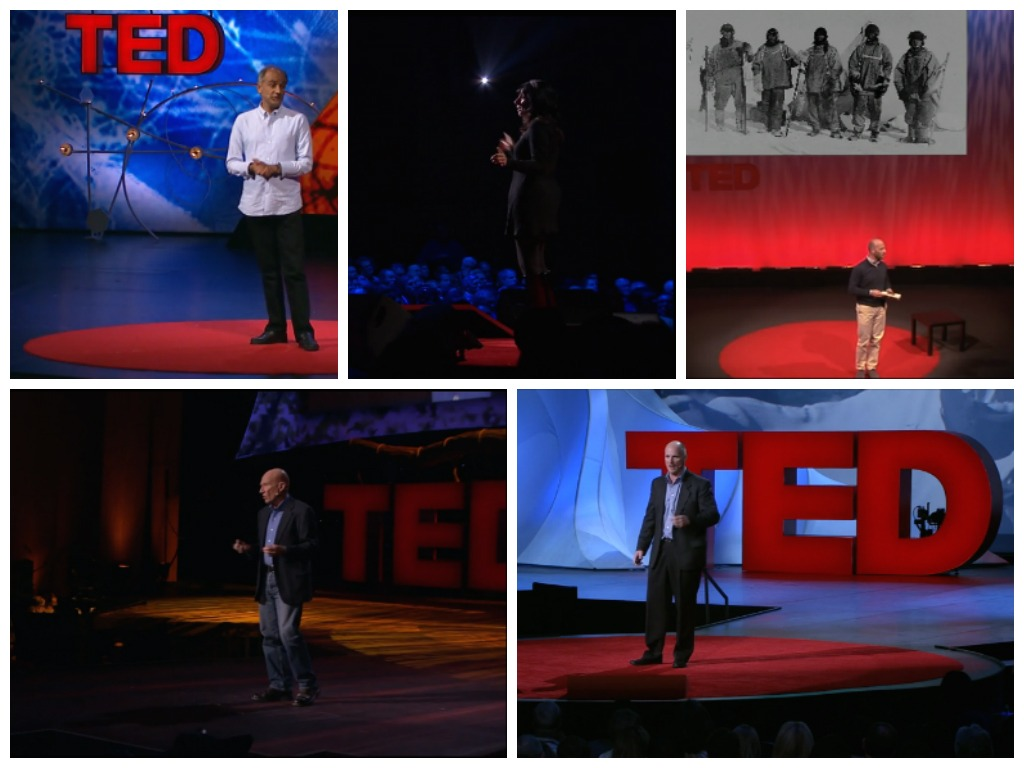 travel TED talks