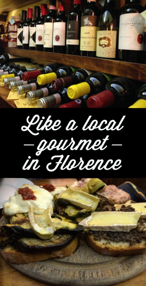 Enjoy authentic local food (and coffee!) in Florence, Italy. We know where the locals go!