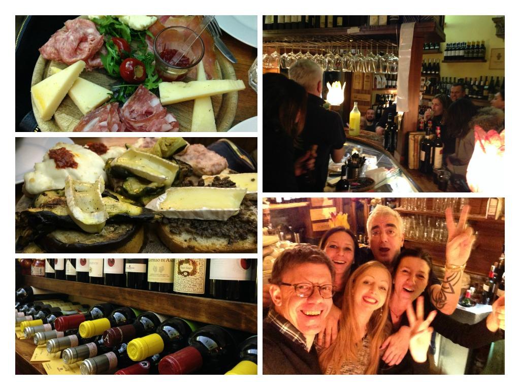 Note di Vino gourmet Florence