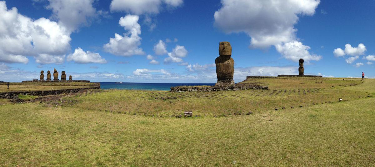 Tahai Easter Island