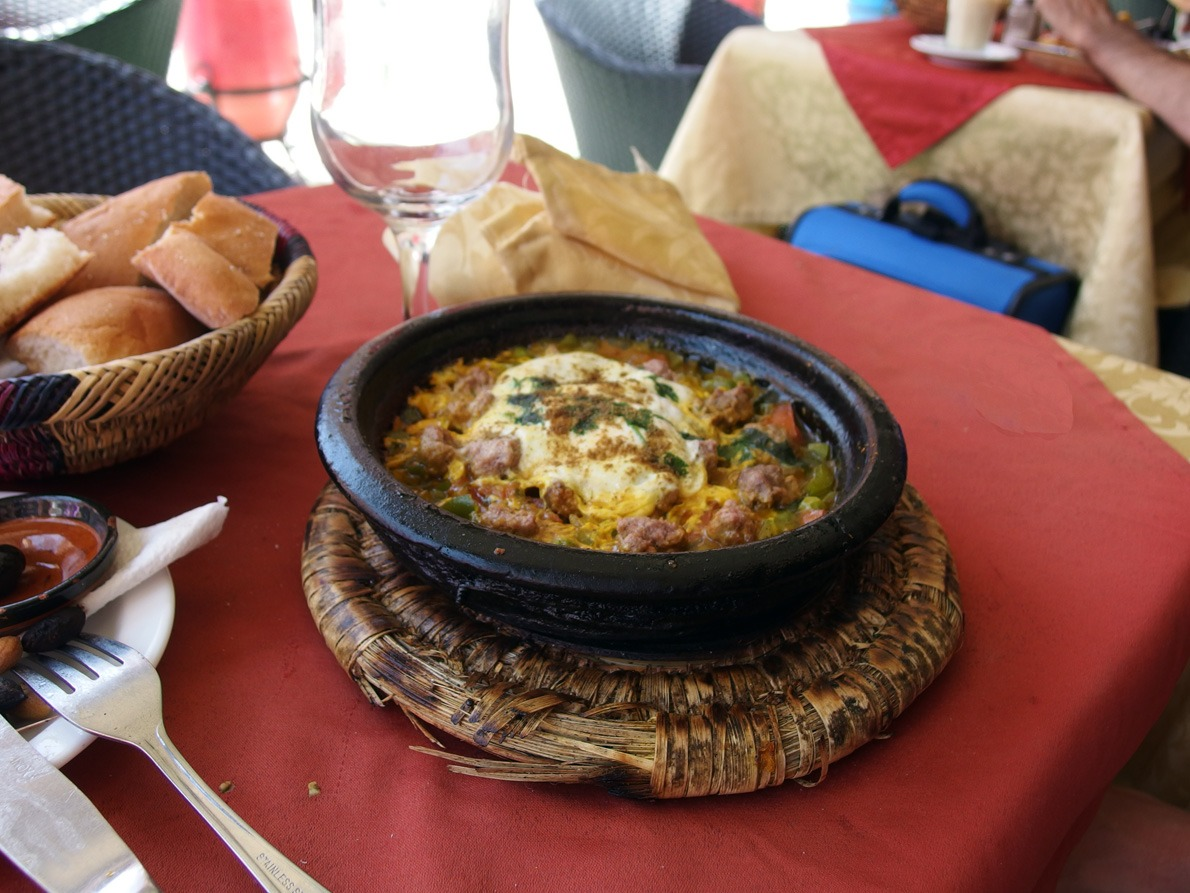 Marrakech tajine