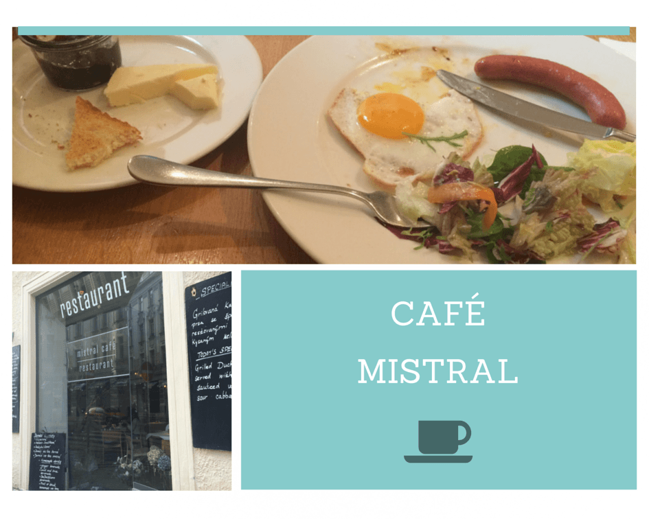Cafe Mistral Prague