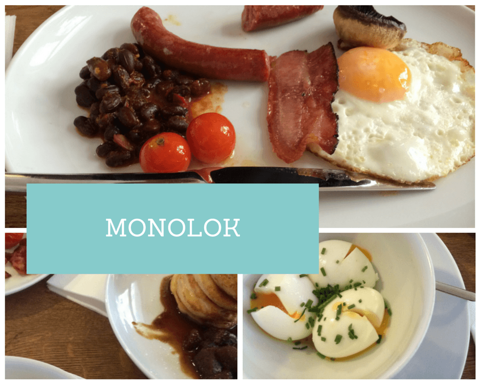Monolok cafe Prague