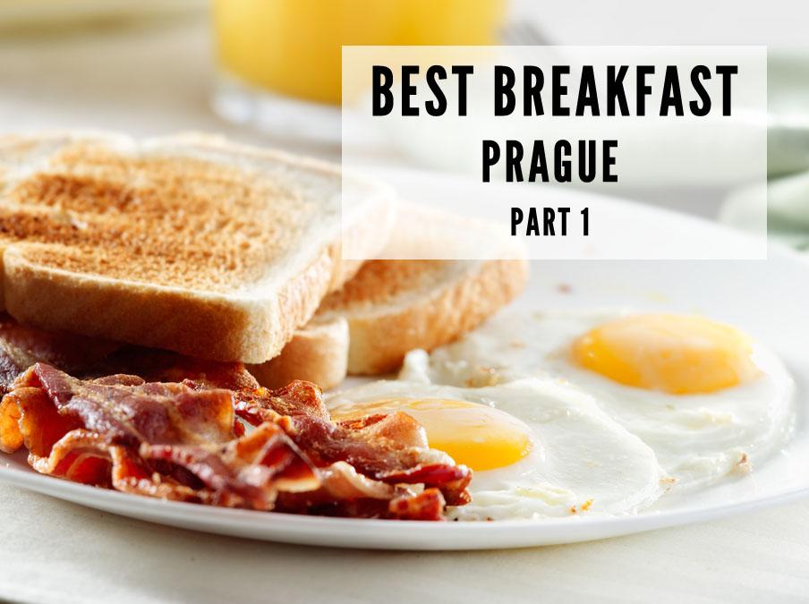 breakfast Prague