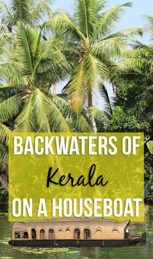 This will be one of the most unique travel experiences and incredibly calming at the same time: You need to spend a night on a houseboat on Kerala's backwaters!