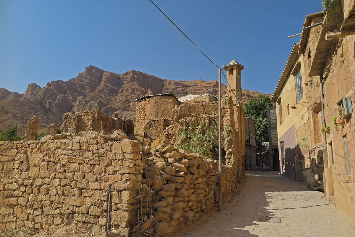 Little charismatic village of Ghalat, just an hour away from Shiraz.