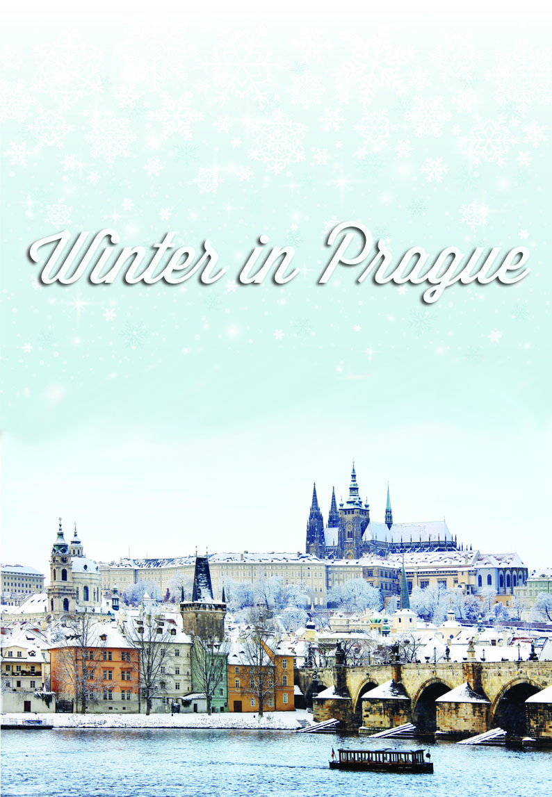 Prague in winter is magical - discover the things to do and have a lot of (warm) fun! This Prague winter guide covers Christmas markets, winter activities, weather info a places to stay. Winter might as well be one of the best times of year to visit Prague! Click to read more. #prague #winter #christmas