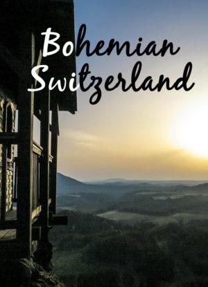 Incredible views in Bohemian Switzerland, Czech Republic