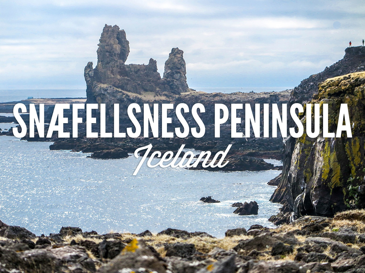 Snaefellsness Peninsula, West Iceland