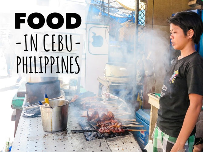 Cebu Food Guide www.travelgeekery.com