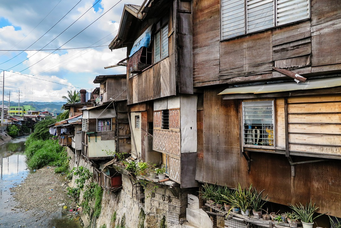 Little houses in Cebu City Philippines www.travelgeekery.com