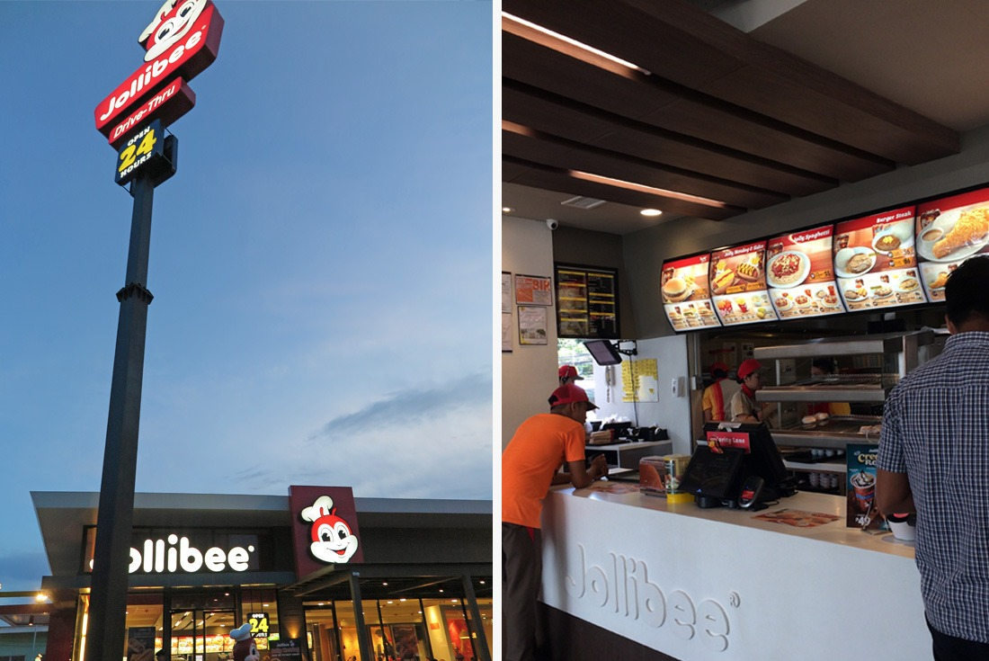 fast food in the philippines Chef rick bayless has found a partner in the philippines to help grow his fast-casual chain tortas frontera in the united states jollibee foods corp, a fast-food company based in the philippines .